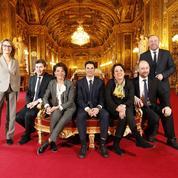 À droite, une génération montante fédérée autour de Gérard Larcher
