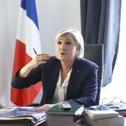 Marine Le Pen : «Finissons-en avec le mythe du couple franco-allemand!»