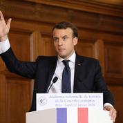 Réforme des retraites : Macron veut finaliser tous les textes avant l'été 2019
