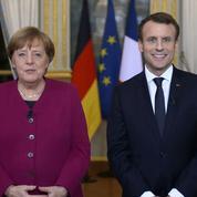 Macron et Merkel annoncent un «nouveau traité de l'Élysée»
