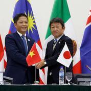 Le Japon ressuscite le Partenariat transpacifique abandonné par Trump