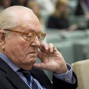 FN : la «présidence d'honneur» de Jean-Marie Le Pen va disparaître des statuts