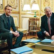 Réforme constitutionnelle: Macron entame une difficile négociation