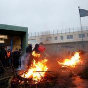 Prisons : l'administration pénitentiaire veut punir les grévistes