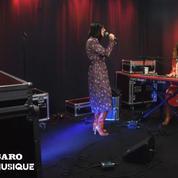 Figaro Live Musique: revivez le concert privé de Brigitte