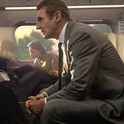 Peu crédible et trop prévisible dans The Passenger, Liam Neeson rate le train en marche