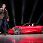 Elon Musk lie sa rémunération à la valeur boursière de Tesla