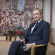 Bernard Arnault: «LVMH est plus pérenne que certains Gafa»