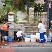 Afrique du Sud : vives inquiétudes au Cap, menacé d'être privé d'eau