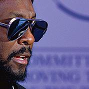 À Davos, le rappeur Will.i.am érigé en modèle de leadership