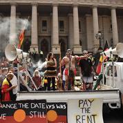 La discorde monte lors de la «Journée de l'Australie»