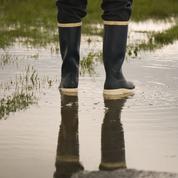 Inondation des jardins: comment freiner l'écoulement de l'eau ?