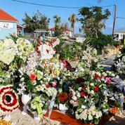 Johnny Hallyday: à Saint-Barth, le retrait d'une plaque polémique déposée sur sa tombe