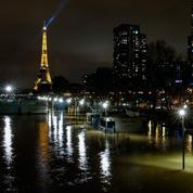 Crues : la Seine a atteint son pic cette nuit