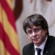 La justice espagnole barre l'investiture de Puigdemont