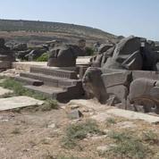 En Syrie, un temple vieux de 3000 ans détruit par les raids aériens turcs