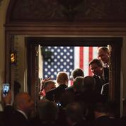 Avec le discours sur «l'état de l'Union», Trump aborde ses défis en rassembleur