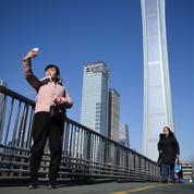 Pollution: un coin de ciel bleu à Pékin