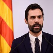 Roger Torrent, la jeune promesse de l'indépendantisme catalan
