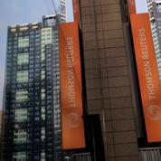 Thomson Reuters cède une partie de ses activités