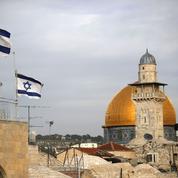 À Jérusalem, les diplomates de l'UE haussent le ton face à Trump