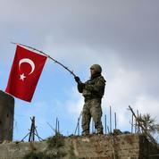 Bataille d'Afrine : «Erdogan installe des sanctuaires djihadistes à ses portes»