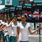 La Formule 1 dit stop aux grid girls