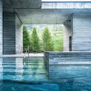 Cinq joyaux d'architecture thermale