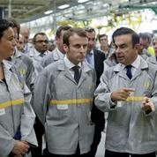 Emmanuel Macron-Carlos Ghosn, les dessous d'une réconciliation