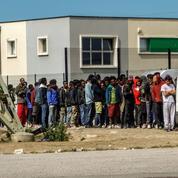 Calais: la guerre des bandes pour le contrôle des parkings