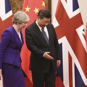 Theresa May en Chine à la recherche de liens post-Brexit