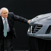 Gérard Welter, une carrière vouée à Peugeot