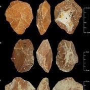 En Inde et en Europe, les pierres taillées ont le même âge