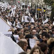 À Ajaccio, une manifestation dans le calme pour soutenir les élus nationalistes