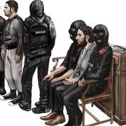 À Bruxelles, Salah Abdeslam défie la justice