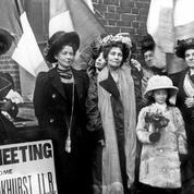 Le 6 février 1918, les femmes britanniques décrochaient le droit de vote