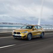 BMW X2, quand le SUV compact devient sportif