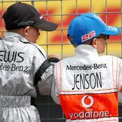 Les «grid kids» remplacent les «grid girls» en Formule 1