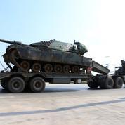 Syrie : à Afrine, l'armée turque marque le pas face aux Kurdes