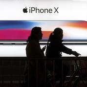 Un bug sur l'iPhone X empêche de répondre à des appels téléphoniques