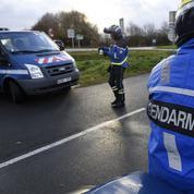 Gironde: un gendarme meurt après avoir été percuté par un adolescent à moto