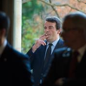 Soupçonné de fraude fiscale, Thierry Solère se fait discret