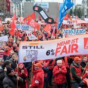L'Allemagne valide la semaine à 28 heures dans la métallurgie