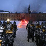 En Ukraine, une nouvelle milice extrémiste veut contrôler la rue