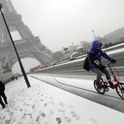 Les 5 choses à faire sous la neige à Paris