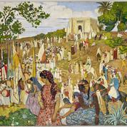 Le Quai Branly exhume ses peintures des colonies