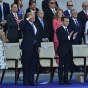 Impressionné par le 14 juillet, Donald Trump veut un défilé militaire à Washington