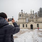 Le château de Chambord a échappé à un incendie