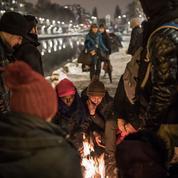 128 mineurs étrangers livrés au froid dans les rues de la capitale