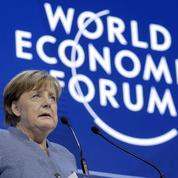 Pour Angela Merkel, les bases de données sont «la matière première du XXIe siècle»